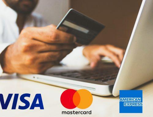 Integración con tarjetas de crédito